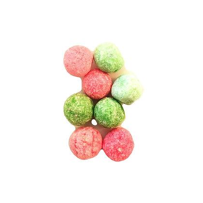 Watermelon and Apple Fizz Balls🇬🇧 (100 gr)