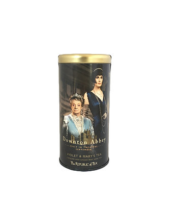 Republic of Tea Downton Abbey Violet and Mary's Tea