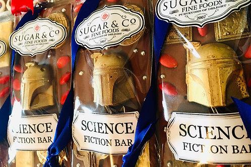 Sci-Fi Chocolate Bar (100 gr)