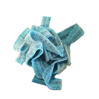 Berry Blue Sour Ribbons (100gr.)