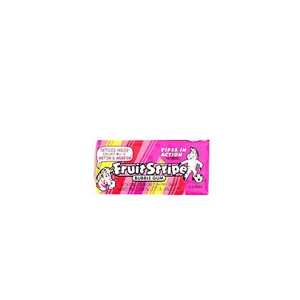 Fruit Stripe Bubble Gum