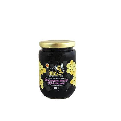 BC Buzz Buckwheat Honey
