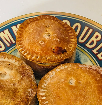 Small Pork Pie ( made under license from Marks and Spencer)