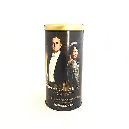 Downton Abbey: Lord & Lady Grantham's Tea
