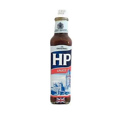 HP Sauce in Glass Bottle-Imported