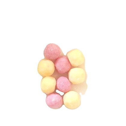 Rhubarb and Custard Bonbons