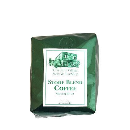 Clayburn Store Blend Medium Roast Coffee