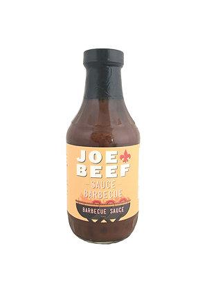 Joe Beef BBQ Sauce