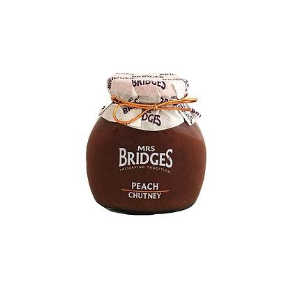 Mrs.Bridges Peach Chutney (295 gr.jar)