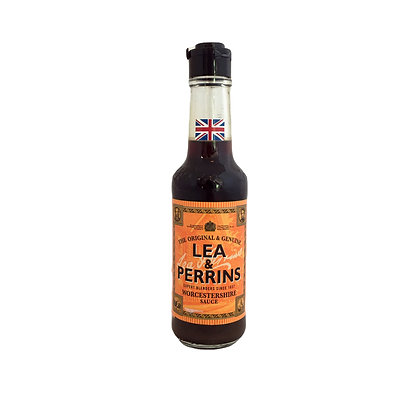 Lea and Perrins Worcester Sauce (Imported)