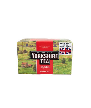 Taylors of Harrogate Yorkshire Tea (40 tea bags)