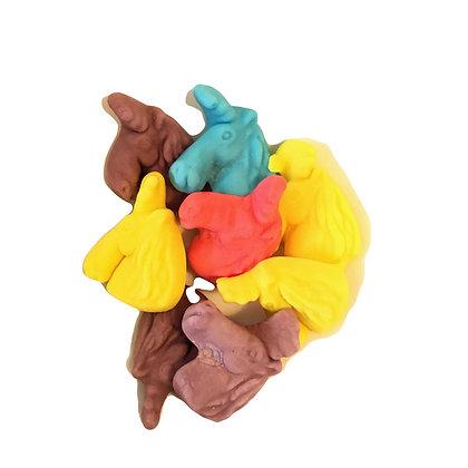 Gummy Unicorns