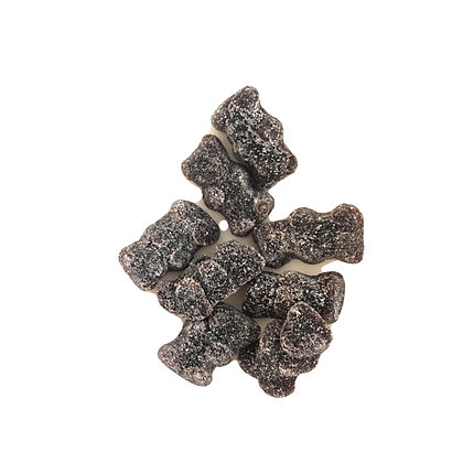 Dutch Sweet Licorice Bears (100 gr.)