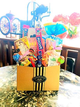 Celebration Candy Gift Basket