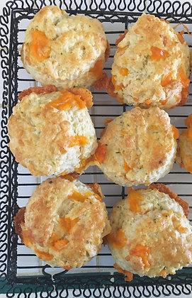 Clayburn Cheese Scones