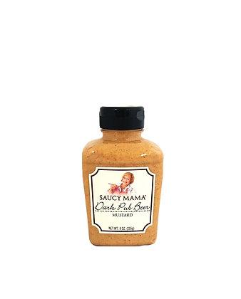 Saucy Mama Dark Pub Mustard