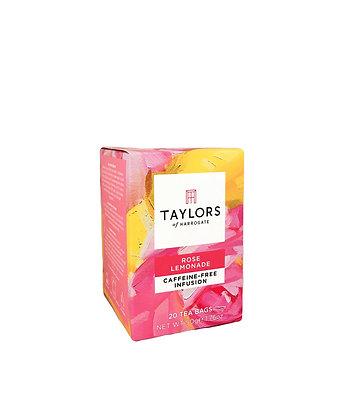 Taylors of Harrogate Rose Lemonade Tea