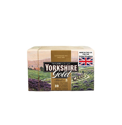 Taylors of Harrogate Yorkshire Gold Tea (40 tea bags)