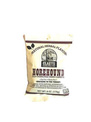 Claeys Horehound Hard Candy (170 gr)