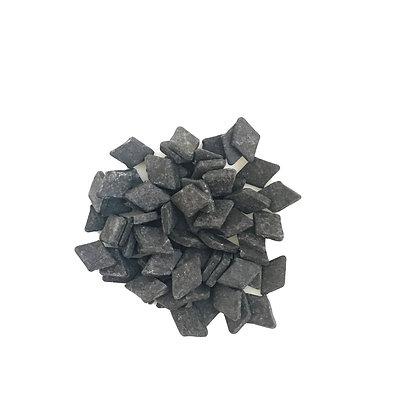 Salmiaki Liquorice Diamonds (100 grams)