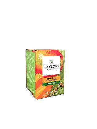 Taylors of Harrogate Mango & Cardamom Green Tea