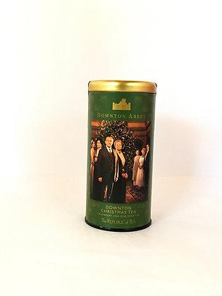 Downton Abbey Christmas Tea