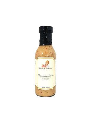 Saucy Mama Parmesan Garlic Marinade