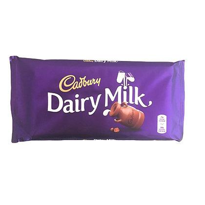 Cadbury 🇬🇧 Dairy Milk Chocolate (200 gr)