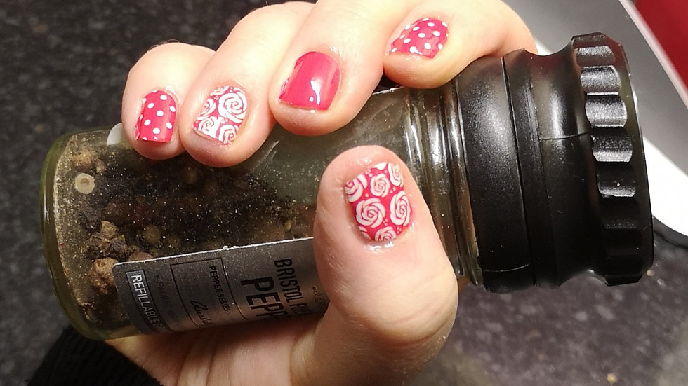 Dotty about Roses