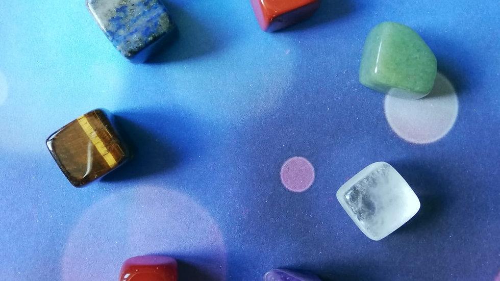 Charka Crystal Set