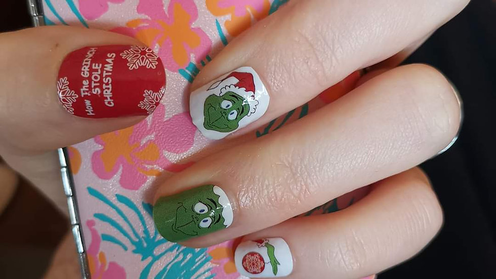 Who Stole Christmas
