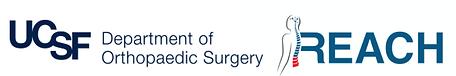UCSF Ortho/REACH Logo