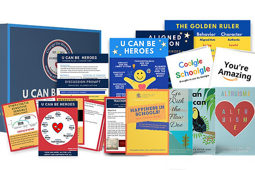 U Can Be Heroes Grades 5-6 Complete Kit