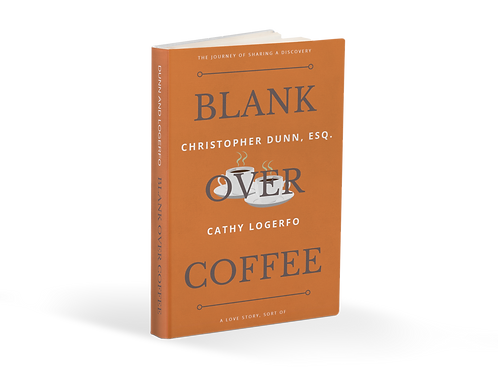 Blank Over Coffee