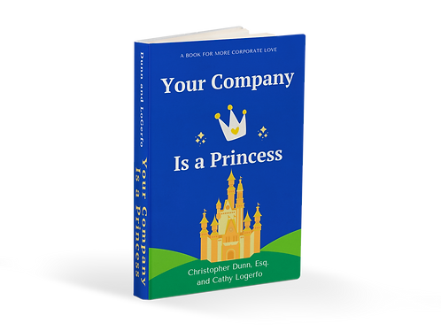 Your Company Is a Princess