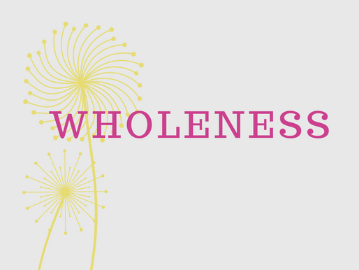 3 Different Ways to Wholeness, Choose One or All