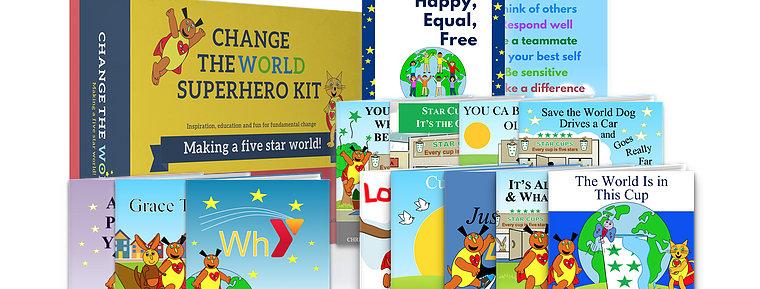 U Can Be Heroes Grades 3-4 Kit
