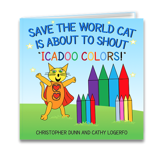 Save the World Cat