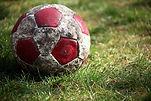 Bola antiquado Futebol
