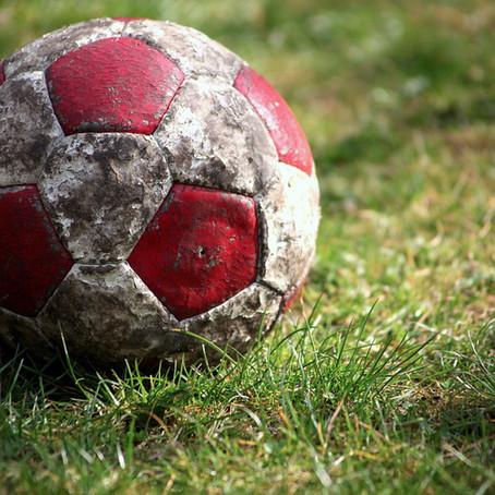 Babizna a fotbalový míč
