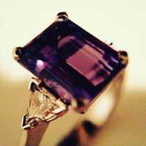 Tanzanite & Diamonds