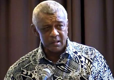 NFP AGM 2019 - Speech by NFP President Hon. Pio Tikoduadua