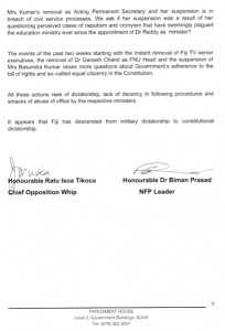 OPPOSITION FNU MOE MEDIA RELEASE DECEMBER 2014 - 3