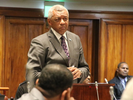2019/2020 Budget Reply – Hon. Pio Tikoduadua