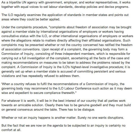 ILO Editorial 2