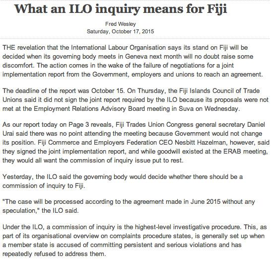 ILO Editorial 1