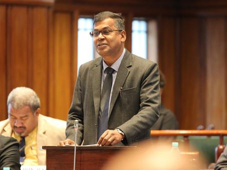 2019/2020 Budget Reply - Hon Prof. Biman Prasad