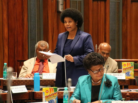 2019/2020 Budget Reply - Hon. Lenora Qereqeretabua