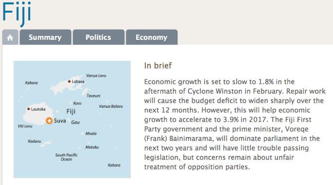 economic-intelligence-unit-sept-2016-fiji-forecast