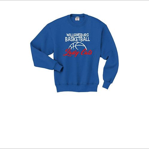Lady Cats Crew Sweatshirt